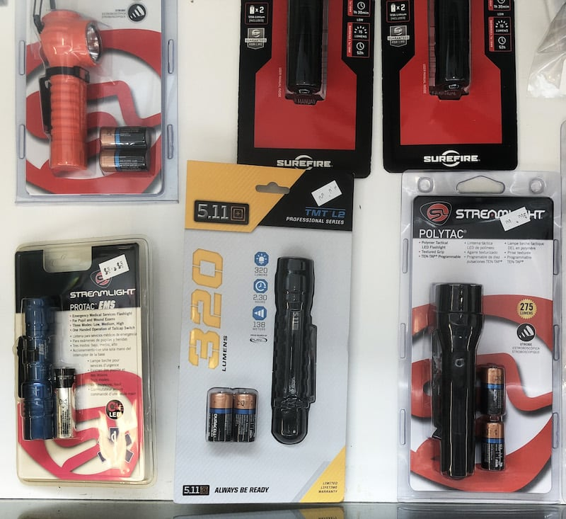 flashlights promotional products